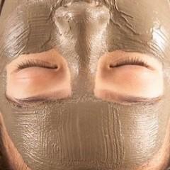 Women skin masks and makeup