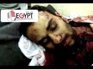 Adel Abanob Victim of Brotherhood militia got killed on 30of June 2013