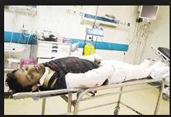 Ahmed Fatouh victim of torture in Muslim Brotherhood Rabaa armed sit in