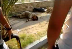 Brotherhood killed military soldiers in egypt