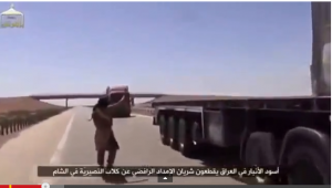 Iraq Alqaeda stopping trucks killed drivers because of wrong answers on the nos of kneels in Muslim prayers