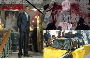 Mina Raafat Aziz - Christian - taxi driver killed 15 August 2013 by MB supporters in Alexandria