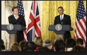 Obama and David Cameron are the biggest terrorists in the whole world