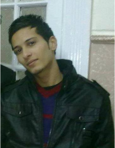 Ramy Zakaria - Christian killed with a shot gun in his head by MB supporters in Al-Raml Station - Alexandria - He was one of Christians Youth in Marry girgis Church Bakous - Alexandria