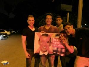 cairo egypt july 4 2013 obama supports terrorists