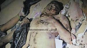 muslim brotherhood torturing egyptians against morsi