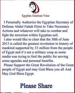 Egyptian American Voice