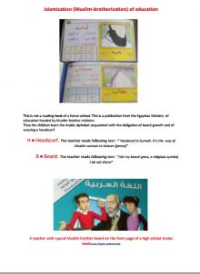 Islamization Muslim brotherization of education