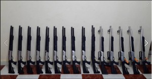 On the 21st of August 2013, Military managed to stop Terrorists from smuggling 15 Rifles while they were trying to smuggle the weapons thru the Egyptian Libyan Borders