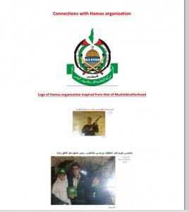 Muslim Brotherhood Connections with Hamas Terrorist Organization