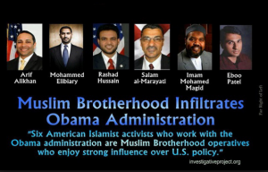 Muslim Brotherhood work with Obama administration