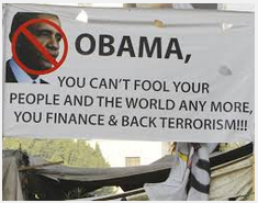obama bin laden real pure evil