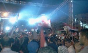 6 October victory celebration
