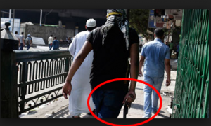Brotherhood supporters armed demonstrations Cairo Egypt