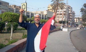 Christians and Muslim are united in Egypt