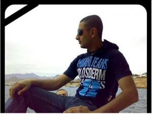 Lieutenant Ahmed Ibrahim killed by MB miltia Ismailia 7 october 2013