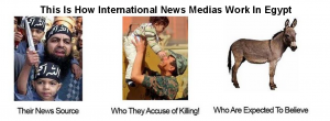 This Is How International News Medias Work In Egypt