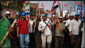 Violent Brotherhood demonstrations in Egypt