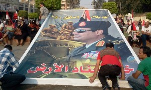 egyptians celebrate 6 ocober war victory with the military