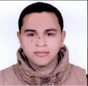 Abdallah Ahmed Military Martyr soldier killed in a terror attack on 20 NOV 2013 Sinai