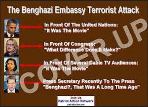 The Benghazi Terrorist Attack