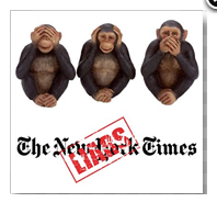 New York Times Scandal forging news  and Leaked Recordings Between Egyptian Political Activists And Foreign NGOS