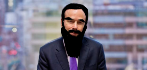 Sheikh Lionel Barber, Editor in Chief, Financial Times - London