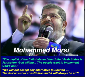 Muslim Brotherhood and the Islamic Caliphate