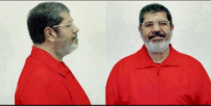 Mohamed Morsi, first former head spied and betrayed his country