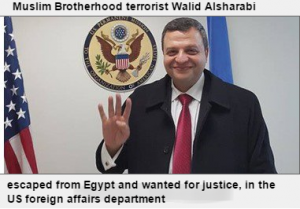 Muslim brotherhood in the US foreign affairs department