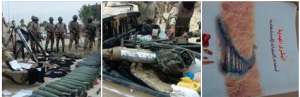 26 Jan 2015 Egyptian armed forces successful operations and raids against terrorist elements in Sinai and Al-Arish