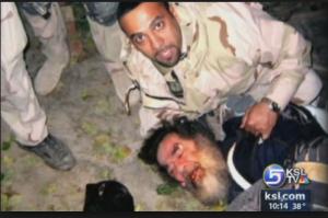 Saddam Hussein humiliation during capture