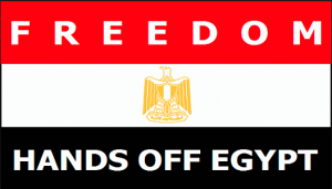 hands off Egypt